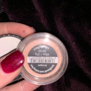 Bare minerals bisque face color